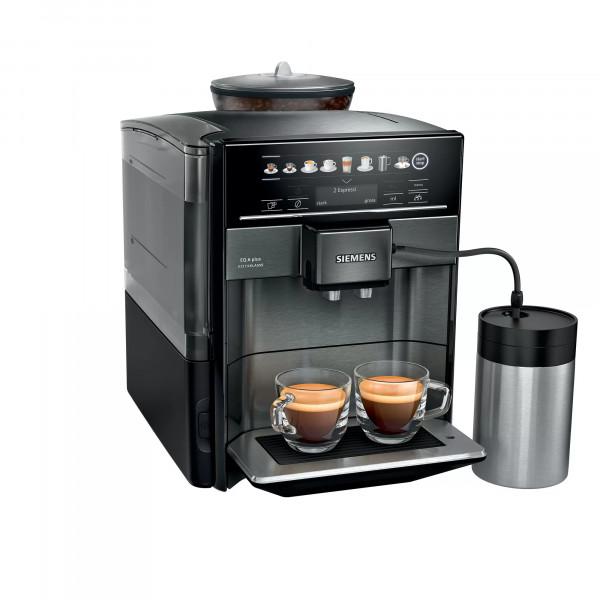 Siemens TE657F09DE EQ.6 plus extraKlasse Kaffeevollautomat - Bild 2