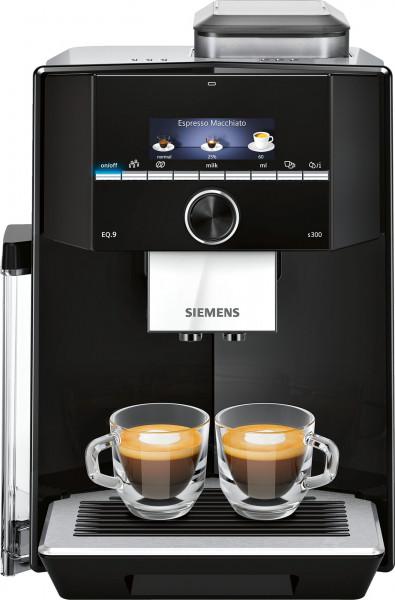 Siemens TI923509DE Kaffeevollautomat - Ansicht vorne