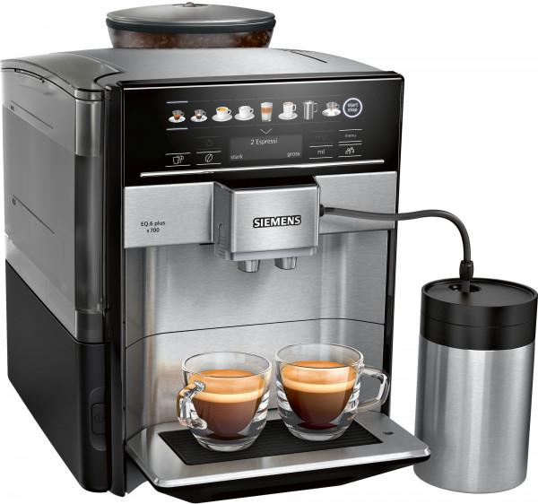 Siemens TE657M03DE EQ.6 plus s700 Kaffeevollautomat - Bild 1
