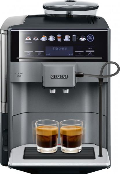 Siemens TE651509DE Kaffeevollautomat - Ansicht vorne
