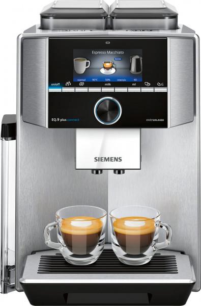 Siemens TI957FX1DE Kaffeevollautomat - Ansicht vorne