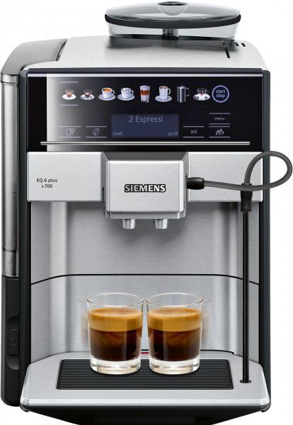 Siemens TE657503DE s700 Kaffeevollautomat - Ansicht vorne
